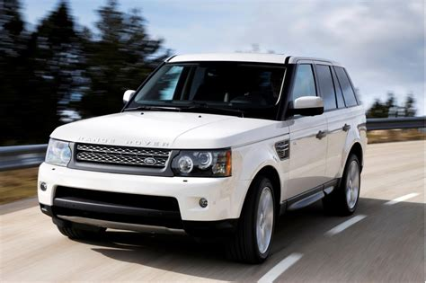 land rover range rover 2010 2010 land rover range rover sport pictures photos gallery