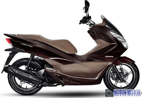 Pcx 2018 Velocidade by Honda Scooter Pcx 150 2017