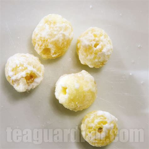 candied lotus seeds tea etiquette for new year tea guardian