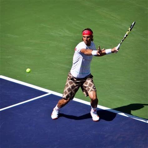 tennis forehand swing rafael nadal forehand backswing tennis forehands