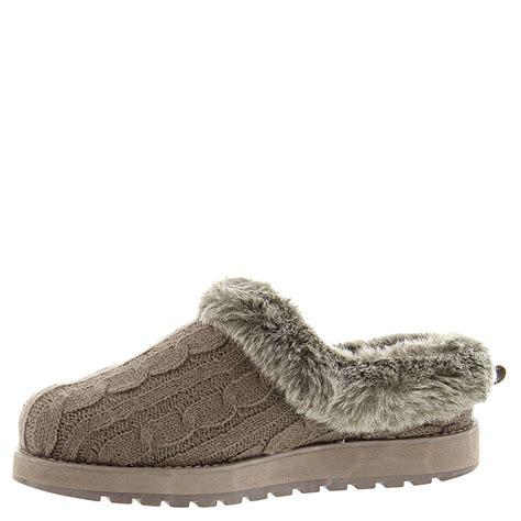 bobs skechers slippers skechers bobs keepsakes s slipper ebay