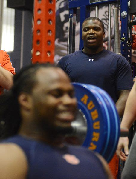 chris davis bench press auburn pro day results dee ford chris davis excel in