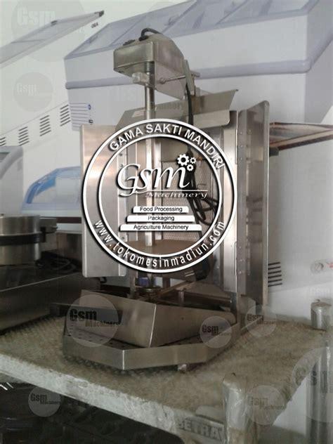 Mesin Pemanggang Kebab Malaysia mesin pemanggang daging kebab toko alat mesin usaha