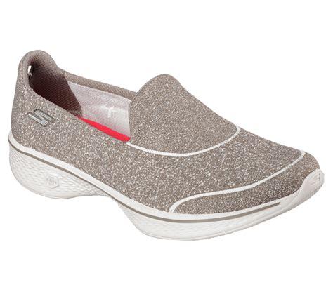 Sepatu Skechers Skecher Sketchers Sketcher Gowalk 4 Sneakers buy skechers skechers gowalk 4 sock 4 skechers performance shoes only 65 00