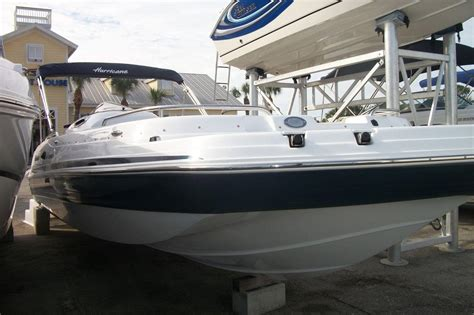 deck boats for sale hurricane deck boats for sale boats