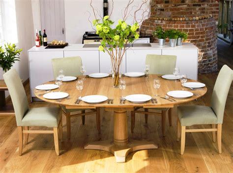tavolo da cucina rotondo tavolo da pranzo rotondo allungabile decorazioni per la casa
