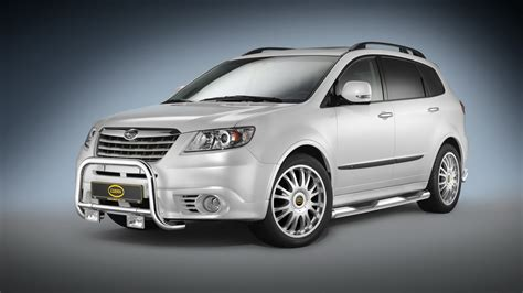tribeca subaru cobra technology lifestyle refines the new subaru tribeca