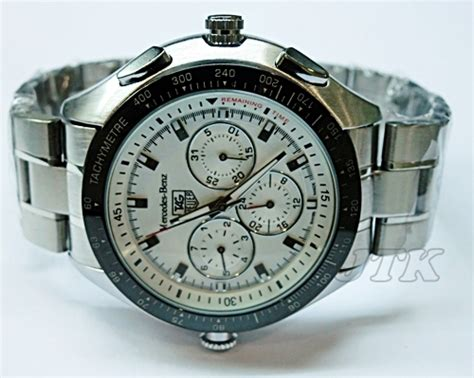 Jam Tangan Tag Heuer 01 tag heuer slr mercedes stainless rp 300 000