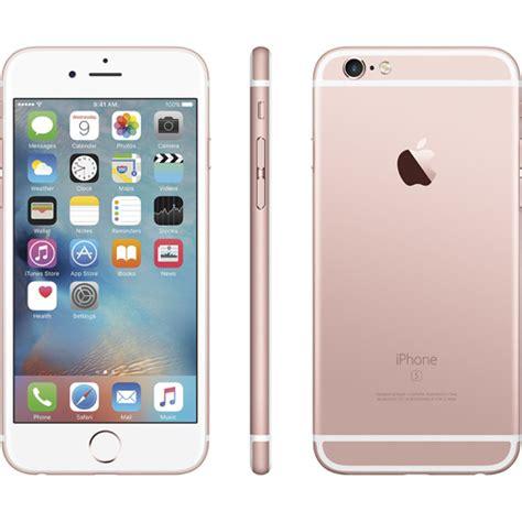 apple mktu2ll a iphone 6s plus 64gb gold brandsmart usa