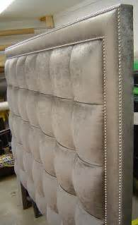 fabric padded headboards best 20 upholstered headboards ideas on bed