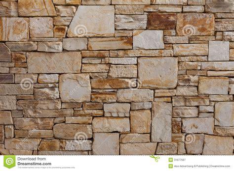 pattern wall stone luxury natural stone brick wall pattern background stock