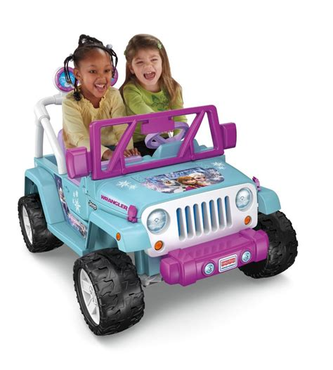 power wheels jeep frozen top 10 best pedal cars for kids in 2016 reviews