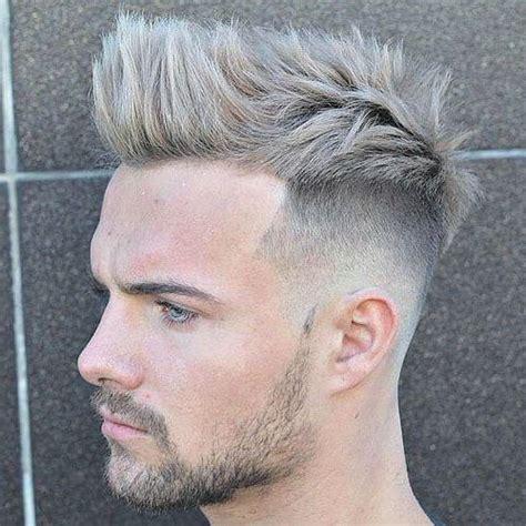 el peinado mohicano para y hombres los peinados