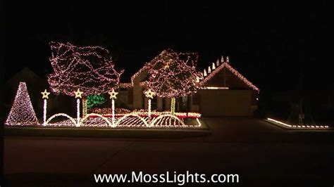 2012 christmas light show quot 80 000 lights quot lor light o rama