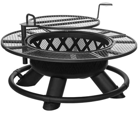 grill rack for pit pit ideas