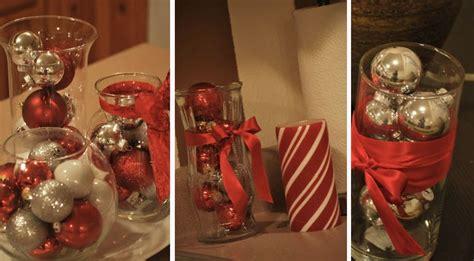 vasi natalizi tavola di natale le decorazioni fai da te pi 249 facili