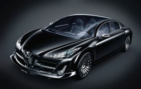 peugeot black black peugeot 908 rc hd wallpapers hd car wallpapers