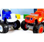 Juguetes De Blaze Y Los Monster Machines  Coches
