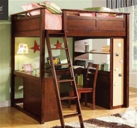 Loft Bed Of Oregon Loft Bed Computer Desk Size Roseburg For Sale In