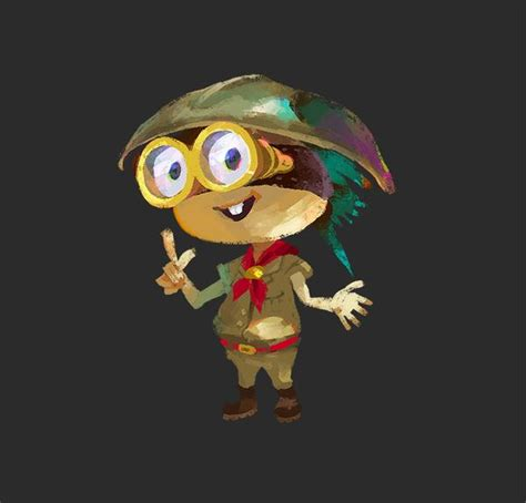 splatoon devs reveal new character artwork and weapon shop