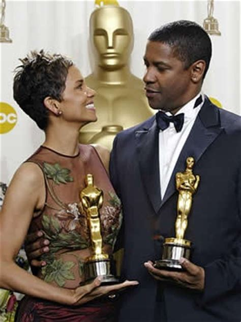 Halle Berry Gets Blvd by Halle Berry S Denzel Washington