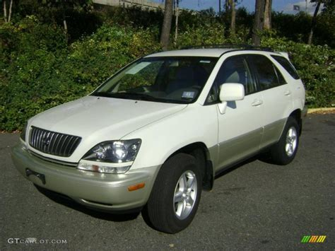 Lexus Rx300 2000 by 2000 Lexus Rx 300 Photos Informations Articles