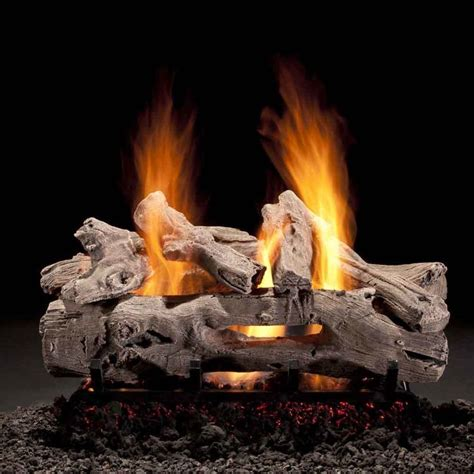 17 best ideas about gas logs on gas fireplace
