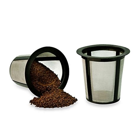 Buy Medelco Reusable Single Serve Coffee Filters (Set of 2) from Bed Bath & Beyond