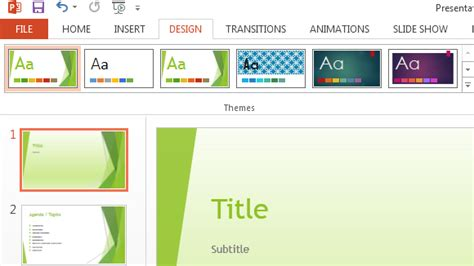 themes of ppt 2013 slide themes in powerpoint 2013 free powerpoint templates