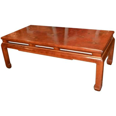 custom made coffee tables custom french made oriental coffee table for sale at 1stdibs