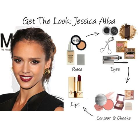 Get Look Alba Gustto by 17 Best Images About Magic S In The Makeup On