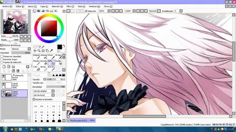 paint tool sai zoom paint tool sai version free