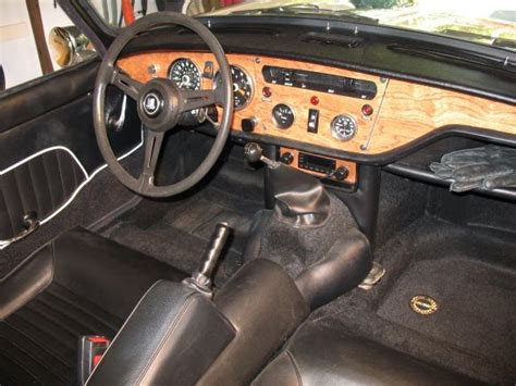 Triumph Spitfire Interior by The Gallery For Gt Triumph Spitfire Interior