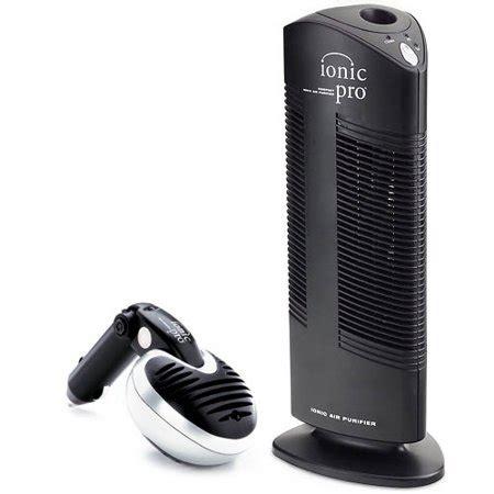 ionic pro combo air purifier  bonus car air purifier iprcmb walmartcom