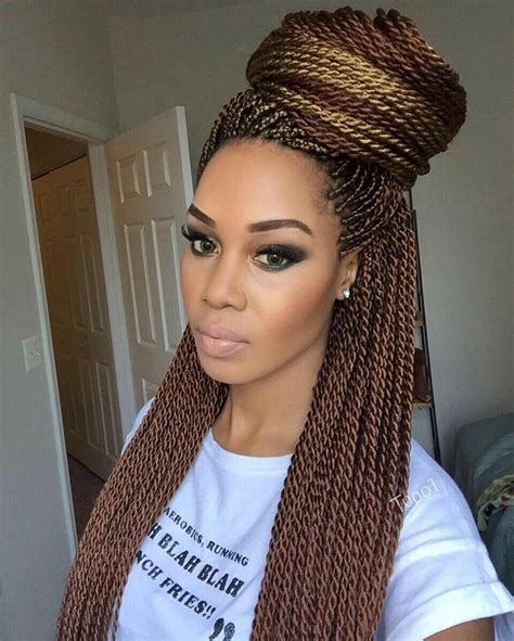 what type of hair used for singlease twist i asked for marley twists they gave me senegalese twists