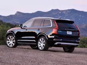 Volvo Suv Ratings And Review 2017 Volvo Xc90 Ny Daily News
