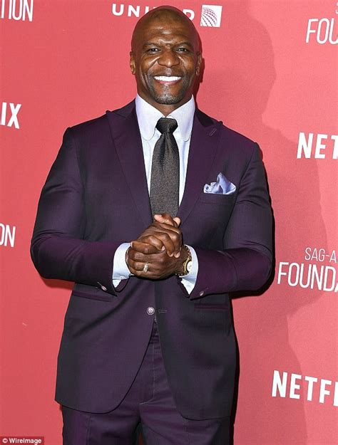 terry crews email terry crews in high spirits at sag aftra awards in la