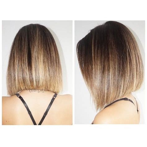 pictures of diangle bob with ombre color 165 best images about bob hairstyles 101 ways to wear them