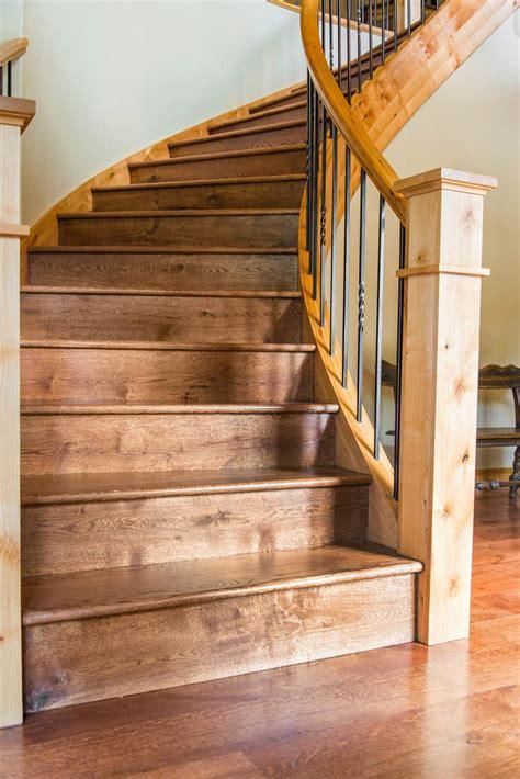 Stairs & Hand Rails   Hardwood Flooring Colorado   Ward