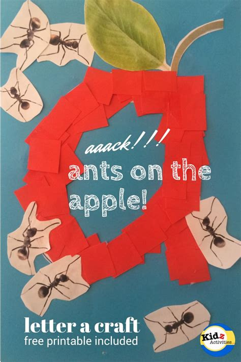 arts and crafts for pre k 25 best ideas about letter a crafts on