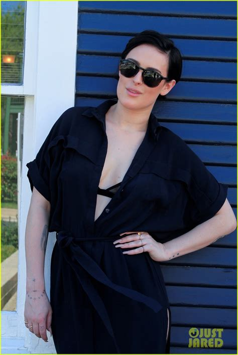 Rumer Willis Offers Fashion Advice God Help Us All by Rumer Willis Gets Matchy At Sxsw Style Brunch Photo