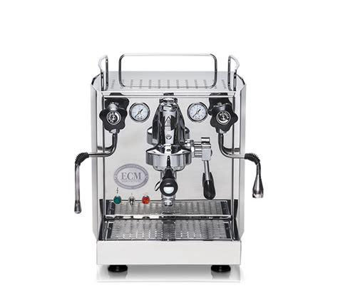 Coffee Maker Ecm 1250 espressomaschinen ecm manufacture gmbh