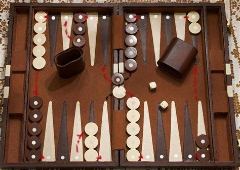 how to play backgammon a backgammon map