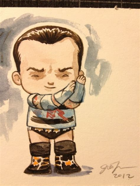 by jill thompson cm punk the s3 vote for best performer of the week ending mar
