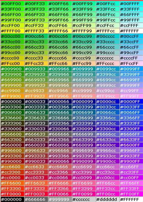 hexadecimal color hexadecimal colors hex color generator