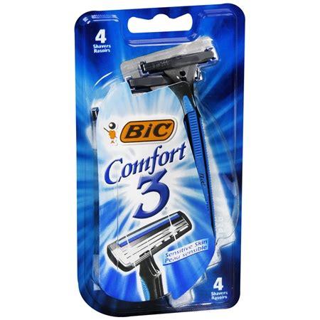 bic comfort 3 bic comfort 3 pivot shavers