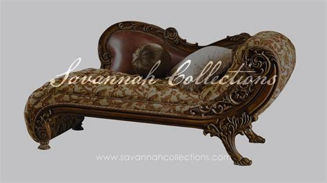 thomasville chaise lounge victorian furniture chaise lounge by savannah collections
