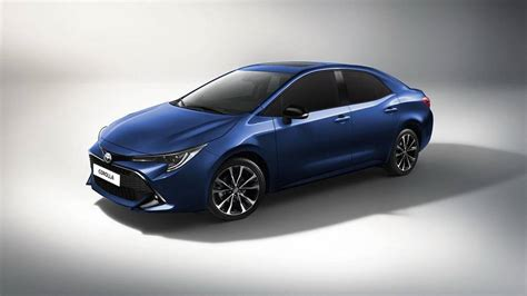 Toyota New 2020 by 2020 Toyota Corolla Rendered With New Auris Influences