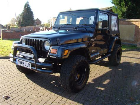 Jeep Financing Used 1997 Jeep Wrangler 4 0 2dr For Sale In Luton