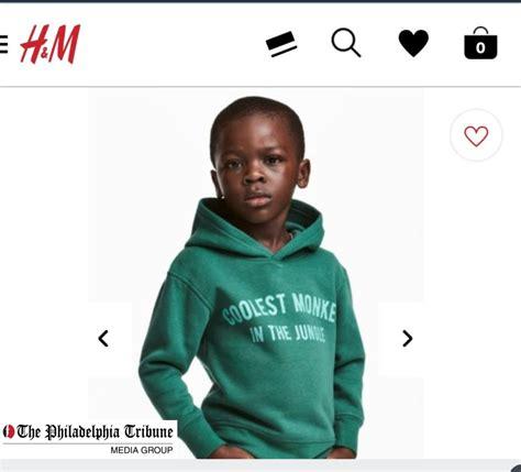 Jacket Boy Hm 9 B Ba583 h m pulls ad with black boy wearing monkey shirt news phillytrib